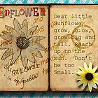 Sunflower Journal by Artondra Hall