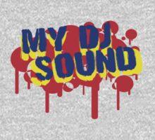 My DJ Sound Graffiti Kids Tee