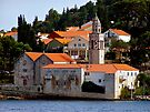 Korcula, Croatia by Nancy Richard