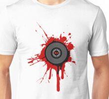 Blood Platter Unisex T-Shirt