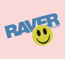 Raver One Piece - Short Sleeve