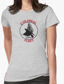 Laura's Blackbird Womens Fitted T-Shirt