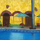 By the Poolside by jmfischer
