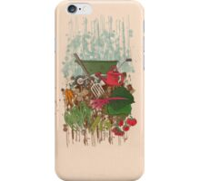 Veggie Garden iPhone Case/Skin