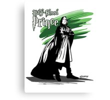 The Half Blood Prince Canvas Print