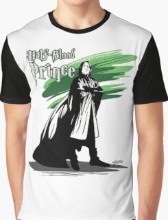 The Half Blood Prince Graphic T-Shirt