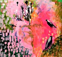I love Magpies by ThePaintedTree