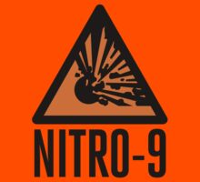 Dr Who: NITRO-9 by brainsontoast