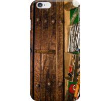 Grandpa's Toolbox iPhone Case/Skin