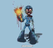 Zombie Megaman by AVENUE Ltd
