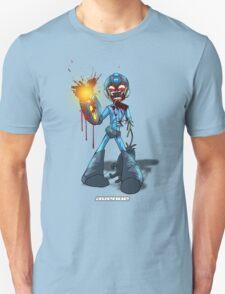 Zombie Megaman Unisex T-Shirt