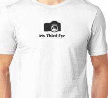 My third eye tee- See thru to shirt color Unisex T-Shirt
