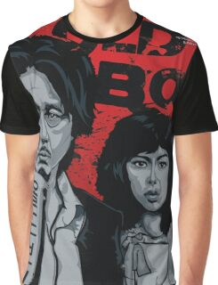 Old Boy - a film by Park Chan-Wook Graphic T-Shirt