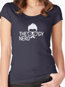 Theology Nerd Women's Fitted Scoop T-Shirt