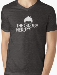 Theology Nerd Mens V-Neck T-Shirt