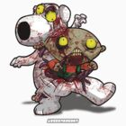 Zombie Stewie by AVENUE Ltd