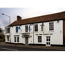 John O'Gaunt Inn Hungerford England Photographic Print