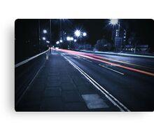 Sideroad Canvas Print