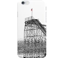 The Jet Star Rises iPhone Case/Skin