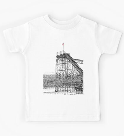 The Jet Star Rises Kids Tee