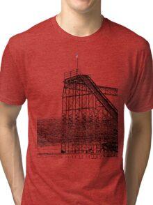 The Jet Star Rises Tri-blend T-Shirt