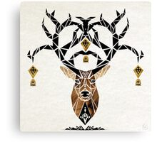 deer deer Canvas Print