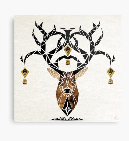 deer deer Metal Print