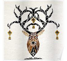 deer deer Poster