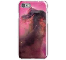 The Horsehead Nebula, constellation Orion, space horse head iPhone Case/Skin