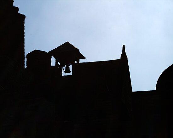 Bell Tower by gazzman1