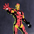 iron man  by mark ashkenazi