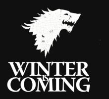 Winter is Coming by Zapdosman