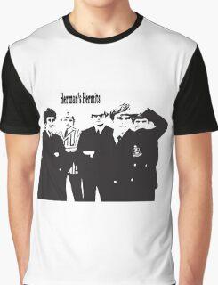 Herman's Hermits Graphic T-Shirt