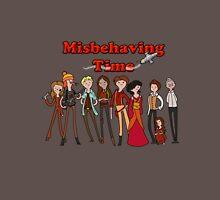 Misbehaving time Unisex T-Shirt