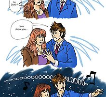 Doctor Who--A Whole New World by sarahtheartiste