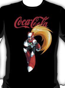 Mega Man X: Coca Cola Zero T-Shirt