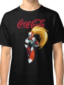 Mega Man X: Coca Cola Zero Classic T-Shirt