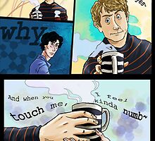 Can You Believe It--Sherlock by sarahtheartiste