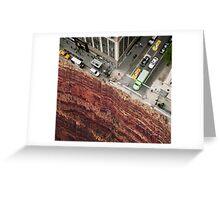 Dead End Street Greeting Card