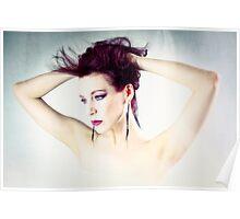 Pastel Breeze II Poster