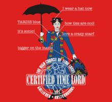 Mary Poppins is a Time Lord by erindipitous
