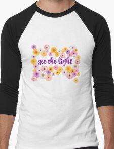See The Light Men's Baseball ¾ T-Shirt