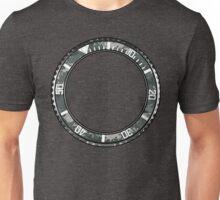 camo pattern rotating bezel Unisex T-Shirt