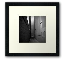 The Mortgagees Framed Print