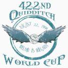 422nd Quidditch World Cup by Konoko479