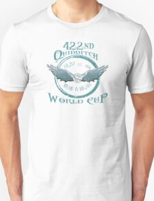 422nd Quidditch World Cup T-Shirt