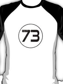Sheldon Cooper 73 T-Shirt