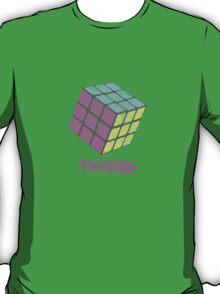 Leonard's Twisted Rubik's Cube T-Shirt