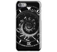 dive bezel spiral iPhone Case/Skin