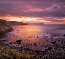 Predawn at Cape Schanck by Peter Hammer